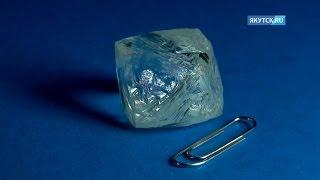 видео В Якутии нашли крупные ювелирные алмазы
