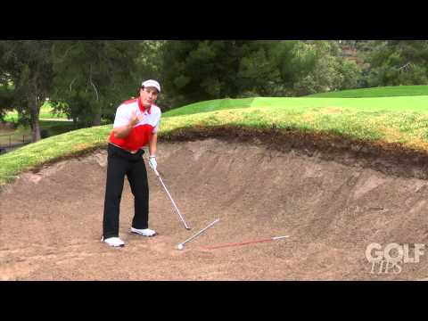 Golf Tips Magazine: High-Faced Bunker Shots