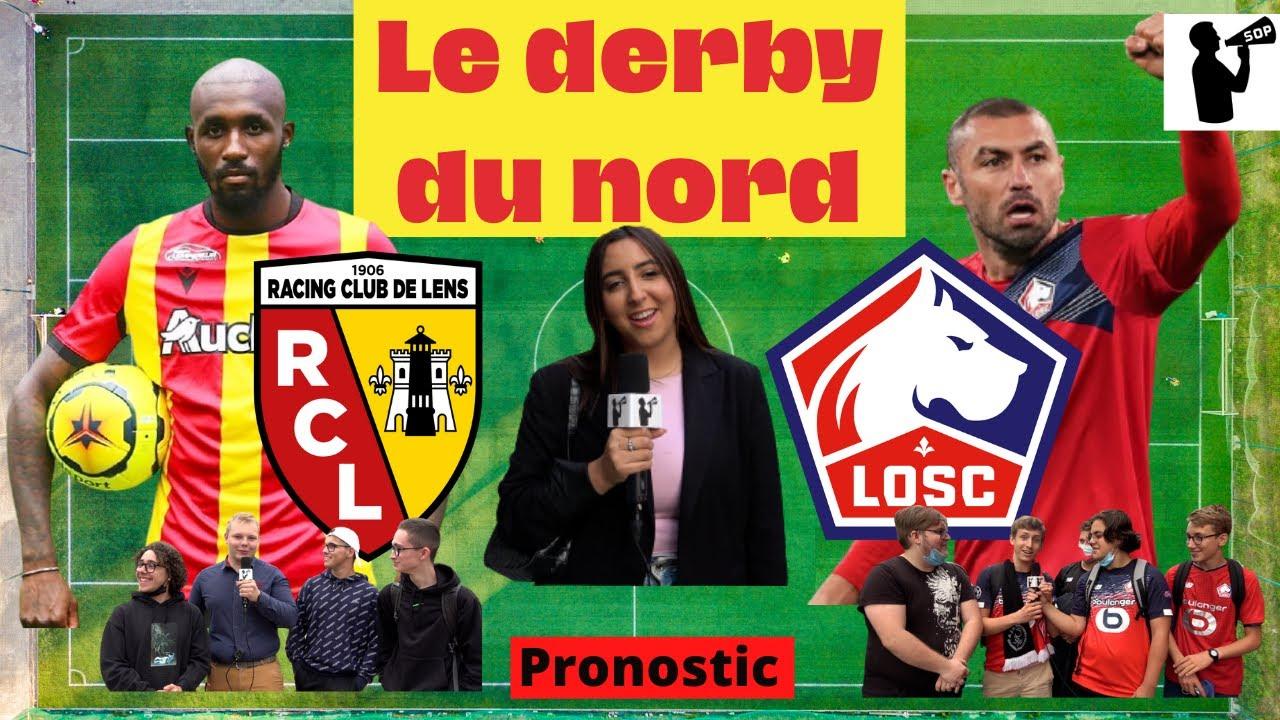 """Download RC LENS - LOSC : MICRO-TROTTOIR SOP A LILLE / LENS / ARRAS : """" LE DERBY NE SE JOUE PAS IL SE GAGNE """""""