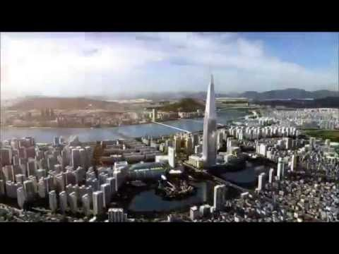 Lotte World Tower video