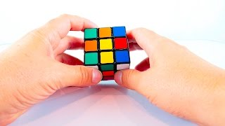 easiest way to solve the rubiks cube