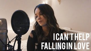ELVIS PRESLEY COVER | I Can't Help Falling In Love