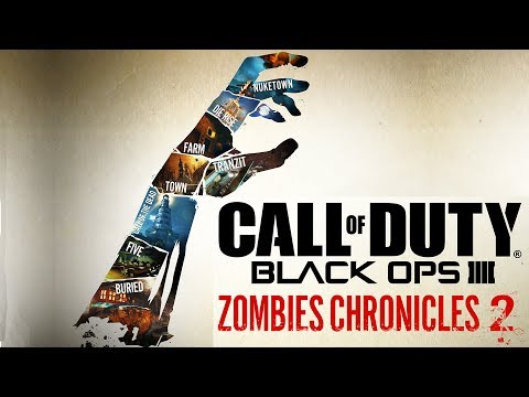 TREYARCH TEASES ZOMBIES CHRONICLES 2.0 (Black Ops 4 Zombies)