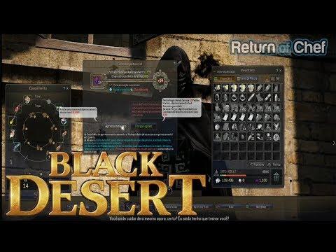 Black Desert SA - Como Recuperar A Durabilidade Da Sua Armadura E Deixando Arma+15