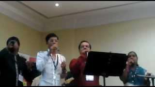 FOG Music fest Abu Dhabi, christian malayalam Group song -Devadi devan nee raajadhi rajan.mp4