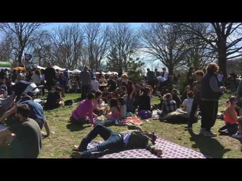 Smorgasburg in Prospect Park Brooklyn 4.9.2017