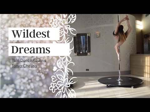 Pole dance routine to Taylor Swift - Wildest Dreams