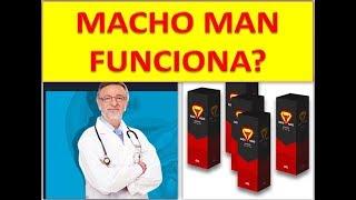 Macho Man - Aumente Seu Pênis com Macho Man - Aumento Peniano Macho Man