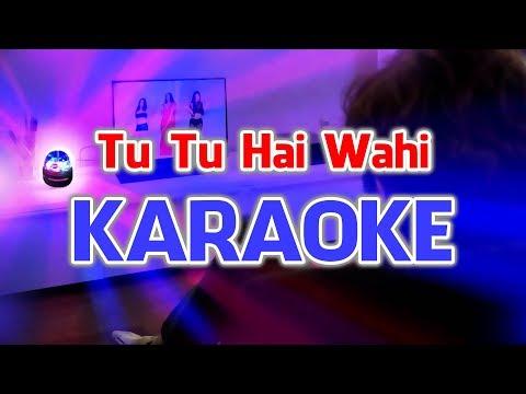 Tu Tu Hai Wahi | Yeh Waada Raha DJ Aqeel Remix (Karaoke / Instrumental)