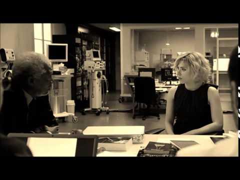 фрагмент 2 фильма Люси / Lucy (2014) [HD 720]