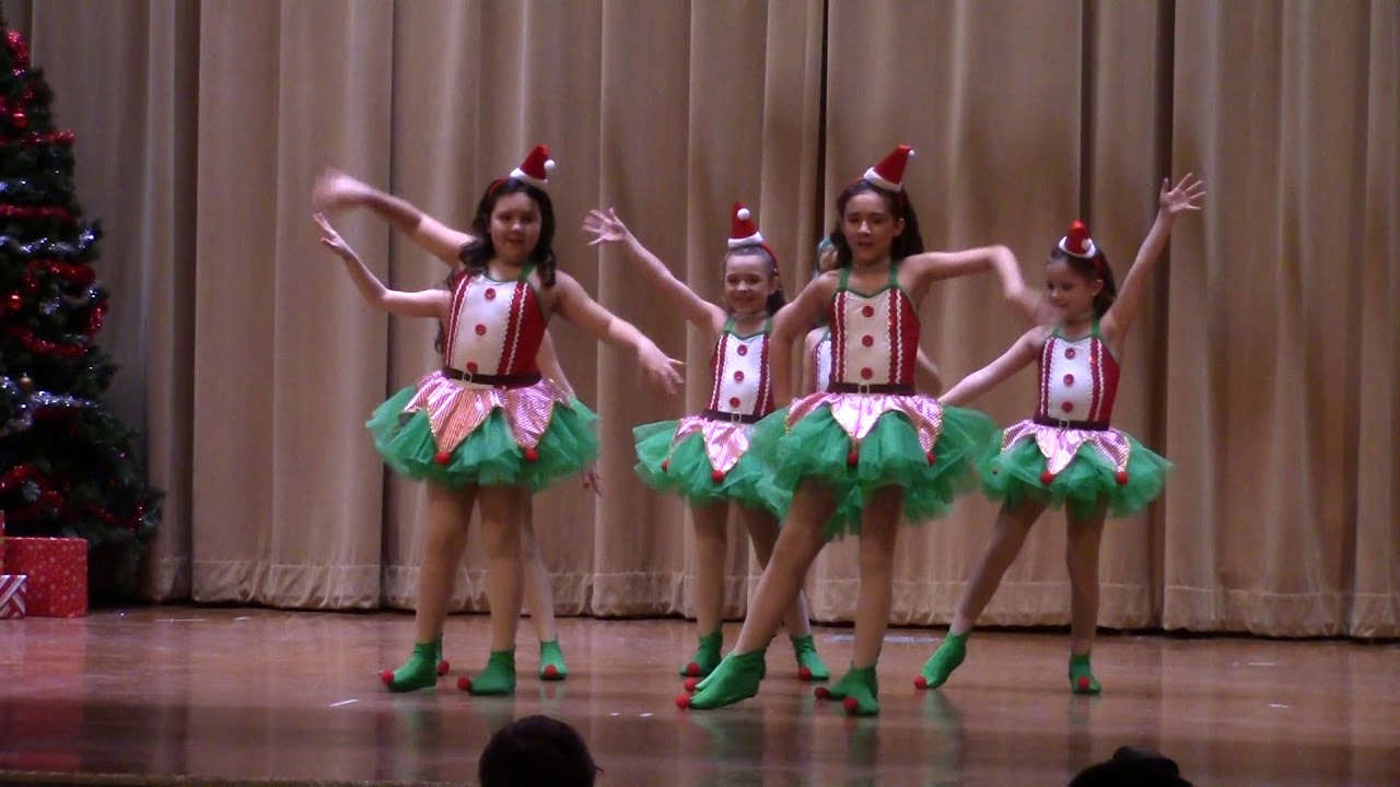 Tiffany Dance Recital  12-14-18