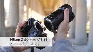 Nikon Z 50 mm f/1.8 S | Standard-Festbrennweite für 600 € im Test [Deutsch]