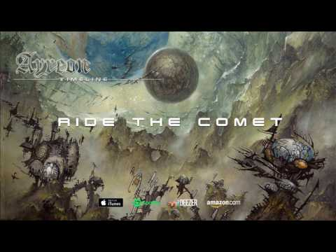 Ayreon - Ride The Comet (Timeline) 2008 mp3