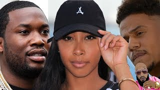 Meek Mill Goes Viral For DRAGGING The S Curl Off Lil Fizz & Kevin Hart EX Wife Defends APRYL!