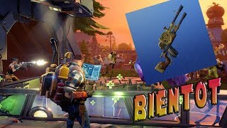 [🔴LIVE FORTNITE 🇫🇷] SAVE THE WORLD PUISSANCE 105!!!! BIENTOT THE NEW ARME TAMDEM