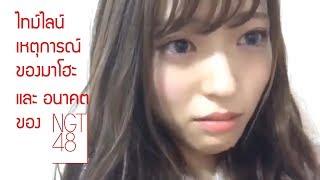 ไทมไลน์เหตุการณ์ของมาโฮะ และ อนาคตของ NGT48