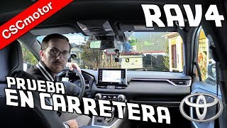 Toyota Rav4   2019   Prueba En Carretera