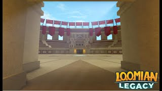 ROBLOX LOOMIAN LEGACY - BATTLE COLOSSEUM PVP (EPISODE 6)