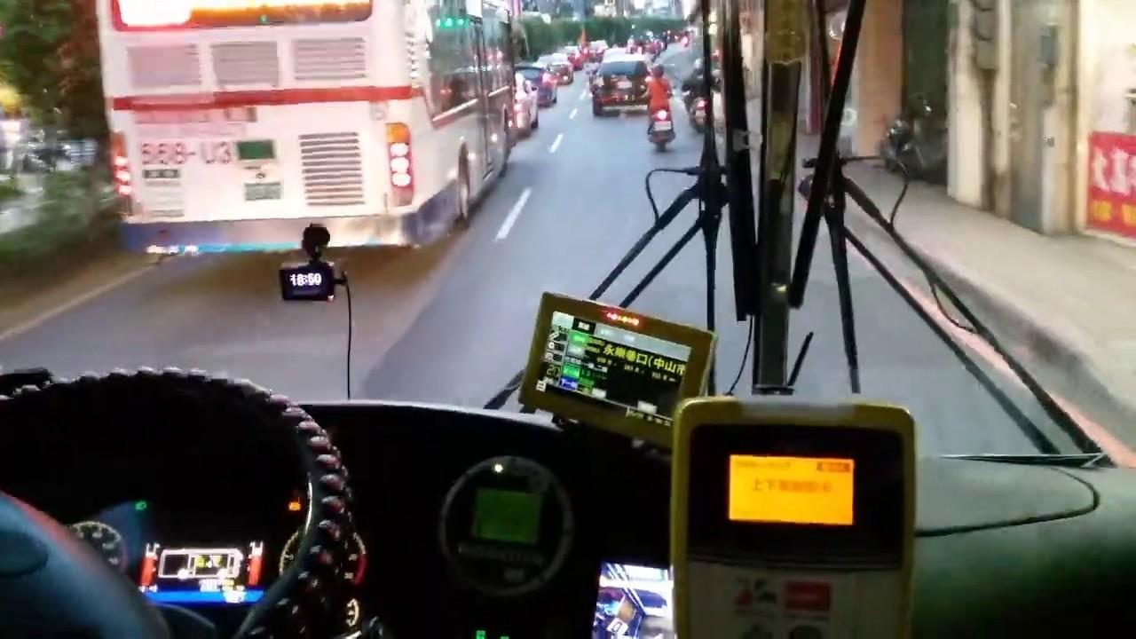 淡水客運 863 路線公車 (捷運淡水站 - 金山區漁會) - YouTube