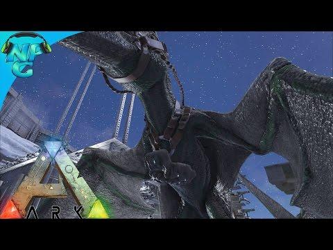 C4 Pteranodon Raid - Breaching the Iceberg Base! ARK Survival Evolved - PvP Season E21