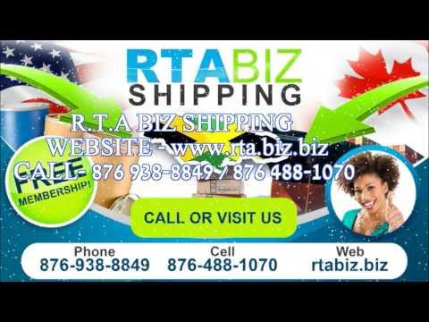 RTA BIZ SHIPPING