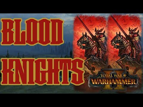 BEST IN CLASS: Blood Knights - Vampire Counts vs Empire // Total War: Warhammer II Online Battle |