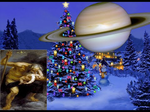 Christians Should NOT Celebrate Christmas / Saturnalia The Pagan Holiday