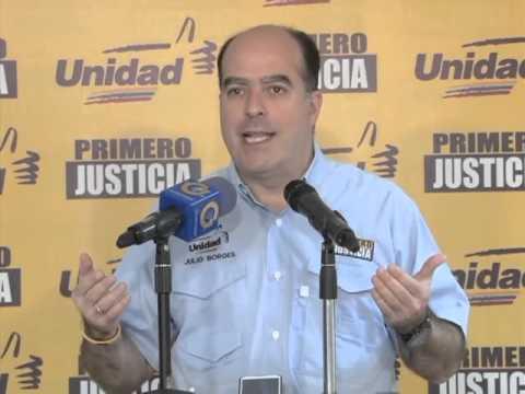 Julio Borges: El pueblo merece ser dueño de sus viviendas