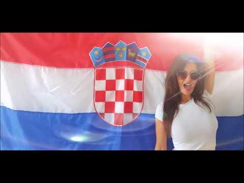 LIDIJA BACIC LILLE-LIJEPA NAŠA DOMOVINO (National Anthem of Croatia)