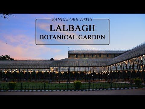 Lalbagh Botanical Garden    Bangalore Visits Ep.2
