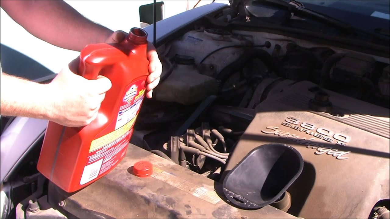 small resolution of 1996 buick riviera oil change