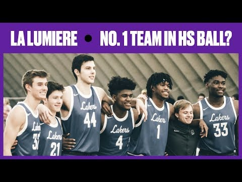Isaiah Stewart and La Lumiere Dominate on Senior Night - Full Highlights