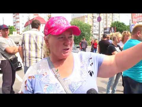 Телеканал Ексклюзив: Платний в'їзд та штрафи за роздріб