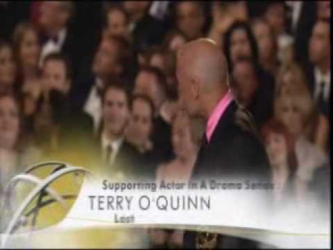 Terry O'Quinn's 2007 Emmy Award Acceptance Speech