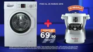 Unieuro - Passione Casa - Lavatrice Bosch WAQ2442811