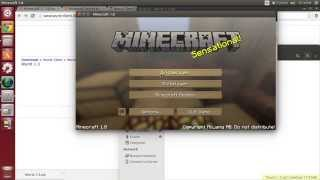 How to install a hacked client to minecraft [1.8] [Linux]