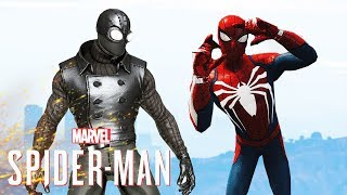Spider-Man PS4 - The Mystery Map Icon & Suit Ability Story Twist...