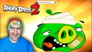 Angry Birds 2 ПОЛОСА ВЕЗЕНИЯ! Уровень с 47по 51. Angry Birds 2 LUCKY STREAK! Оf the LEVEL of 47 to51