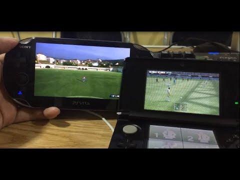 Pes Vs FIFA - 3DS Vs Vita