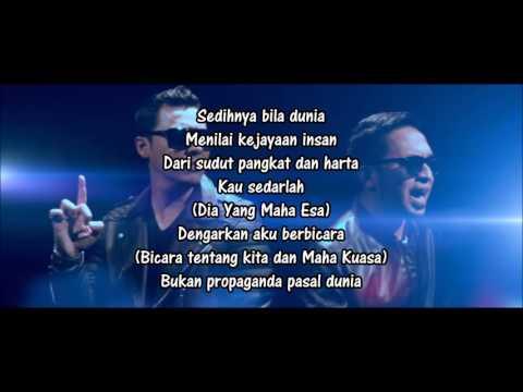 Bukan Propaganda ost Desolasi - Mawi ft. Syamsul Yusof (Lirik)