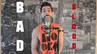 Craig Yopp Bad Blood cover LYRICS