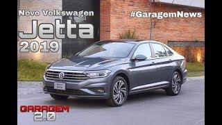 Novo Volkswagen Jetta 2019 no Brasil - (Garagem 2.0)