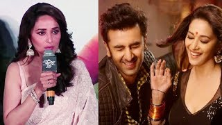 Madhuri Dixit's Reaction On Working With Ranbir Kapoor