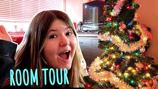 CHRISTMAS ROOM TOUR & SHOPPING FOR CHRISTMAS ACCESSORIES AT TARGET