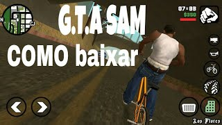 Download 203mb How To Download Gta San Andreas Apk Obb Mali