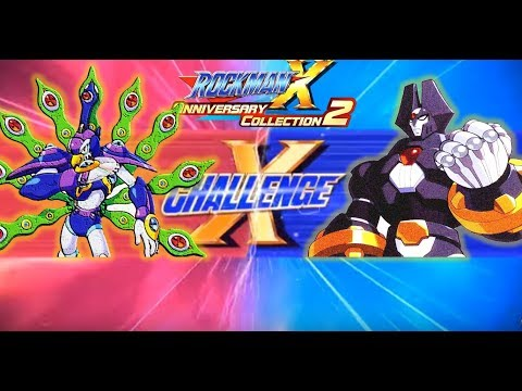 "Challenge ""Mega Man X"" - Legacy Collection 1+2  vs (High Max & Cyber Peacock)"