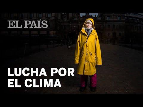 Entrevista GRETA THUNBERG, símbolo de las protestas por el CLIMA