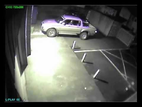 Ibstock ATM Theft