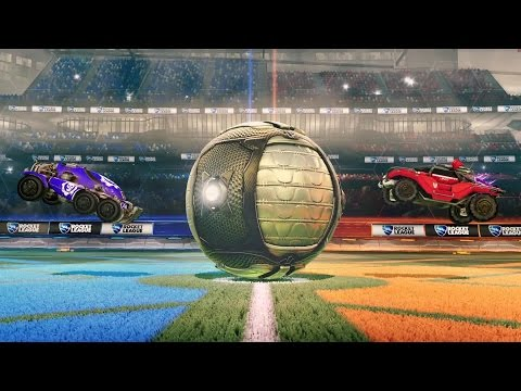 Rocket League | Xbox One Reveal Trailer (2016)