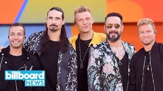 Backstreet Boys to Perform New Single